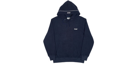 Palace - Pipe Up Hood (Navy)