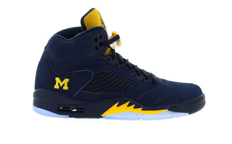 Jordan 5 Michigan (Conditional)