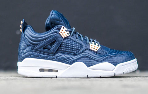 Jordan 4 Blue Pinnacle - EnglishSole - 2