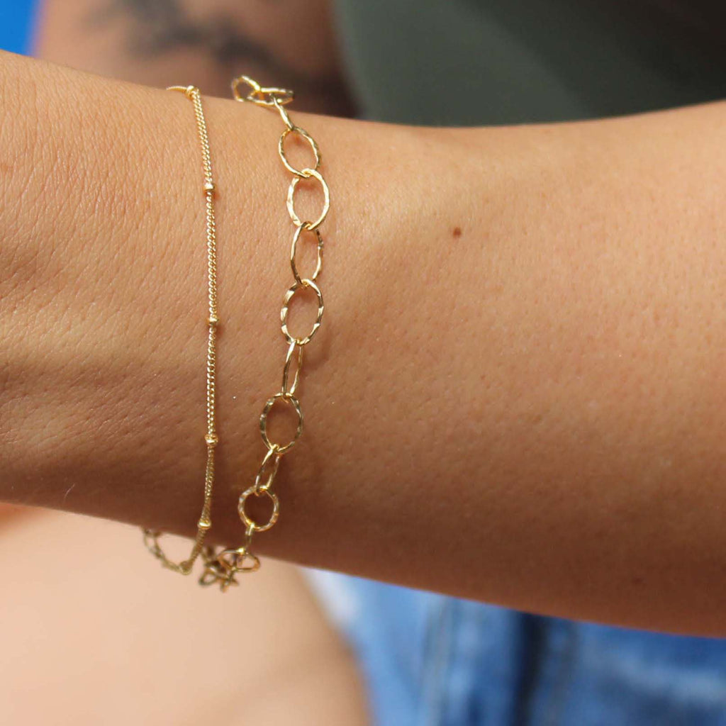 Satellite Chain Bracelet (Hinchley)