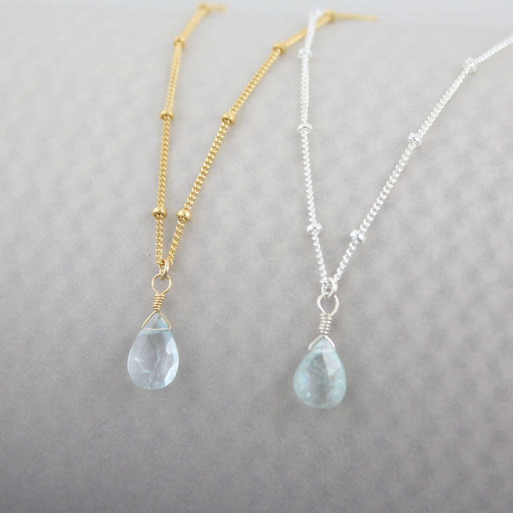 Aquamarine on Satellite Chain