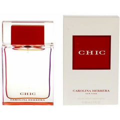 CHIC by CAROLINA HERRERA Perfume 2.7 oz edp for women NEW IN BOX
