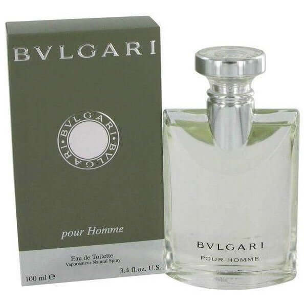 BVLGARI Pour HOMME for men 3.3 / 3.4 edt oz NEW in BOX