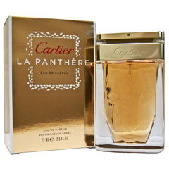 CARTIER LA PANTHERE Women edt  2.5 oz Spray Perfume New in Box - 2.5 oz / 75 ml