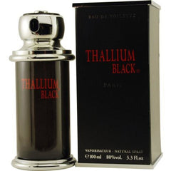 THALLIUM BLACK by YVES DE SISTELLE Men Cologne 3.3 oz edt 3.4 New in Box
