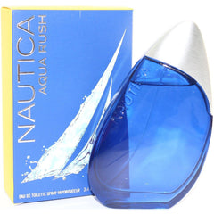 NAUTICA AQUA RUSH 3.3 oz / 3.4 oz edt for Men NEW IN BOX