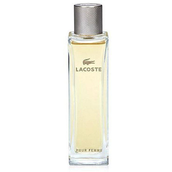 LACOSTE POUR FEMME Perfume 3.0 oz EDP NEW in box tester