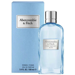 Abercrombie & Fitch First Instinct Blue perfume women EDP 3.3 / 3.4 oz New in Box
