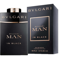 BVLGARI MAN IN BLACK Men 3.3 / 3.4 oz 100 ml edp NEW IN BOX