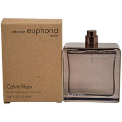 EUPHORIA INTENSE by Calvin Klein 3.4 oz Cologne for Men NEW Tester