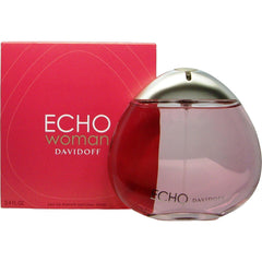 ECHO for Woman by Davidoff Perfume 3.3 / 3.4 oz New in Box