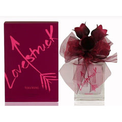 LOVESTRUCK by VERA WANG Perfume 3.3 oz / 3.4 oz Spray EDP for Women NEW IN BOX