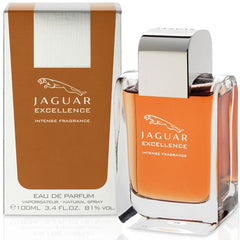 Jaguar Excellence Intense by Jaguar Men edp 3.3 / 3.4 oz NEW IN BOX - 3.4 oz / 100 ml
