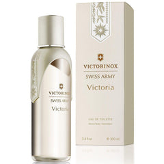 VICTORIA Swiss Army Victorinox women 3.4 oz 3.3 edt perfume NEW IN BOX