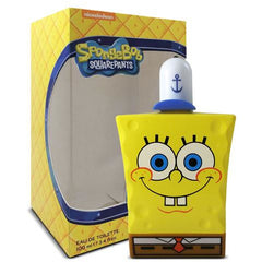 Spongebob Squarepants 3D by Nickelodeon edt 3.4 oz 3.3 Boys NEW in BOX - 3.4 oz / 100 ml