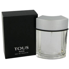 TOUS MAN by Tous for Men 3.4 oz  edt 3.3 New In Box