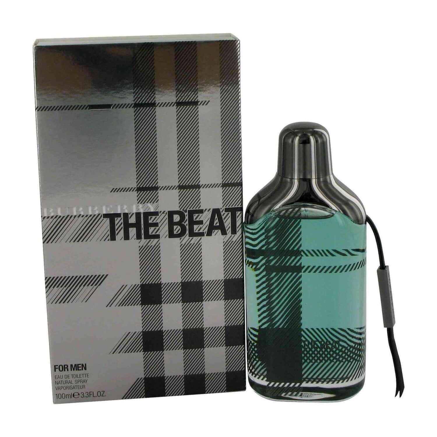 e78f4af7d15a Burberry The Beat Perfume 3.3 oz 3.4 EDT Cologne for Men