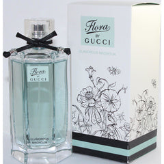 GUCCI FLORA GLAMOROUS MAGNOLIA for Women 3.4 / 3.3 oz edt Perfume NEW in Box