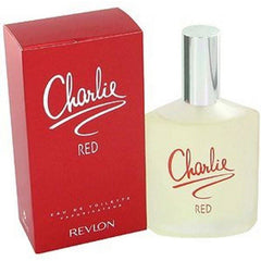 CHARLIE RED by REVLON Perfume 3.4 oz 3.3 edt New in Box