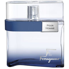 F Ferragamo Free Time by Salvatore Ferragamo 3.4 Men 3.0 oz 3.3 New tester
