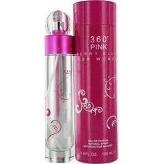 360 PINK Perry Ellis Women 3.4 oz 3.3 edp perfume spray NEW IN BOX