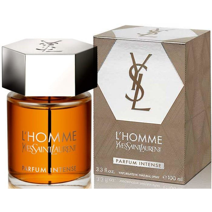Saint New Edp 3 Oz Yves Laurent In Parfum L'homme Ysl Box 3 Intense 3 4 By mN8vn0w