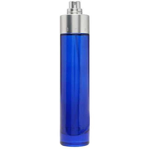360 Blue by Perry Ellis for Men 3.4 oz edt Spray New tester