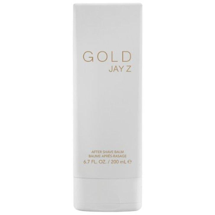 GOLD Jay Z After Shave Balm for men by Jay Z  6.7 oz - 6.7 oz / 200 ml