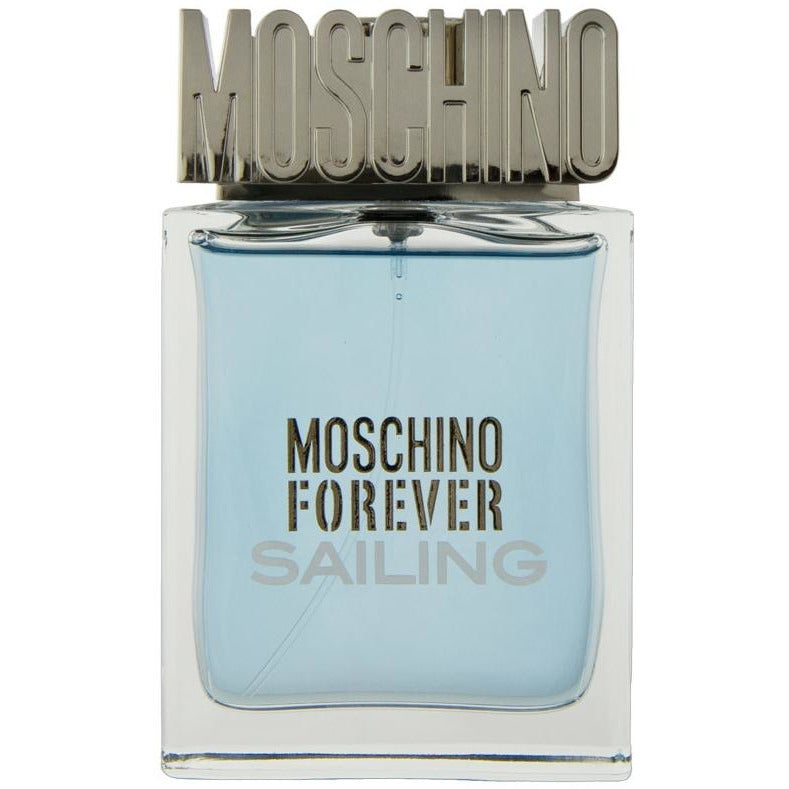 FOREVER SAILING by Moschino Men 3.4 / 3.3 oz spray edt New Tester