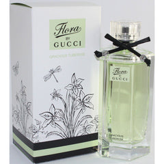 GUCCI FLORA GRACIOUS TUBEROSE for Women 3.4 / 3.3 oz edt NEW IN BOX