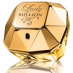 LADY MILLION Paco Rabanne women perfume EDP 2.7 oz NEW TESTER