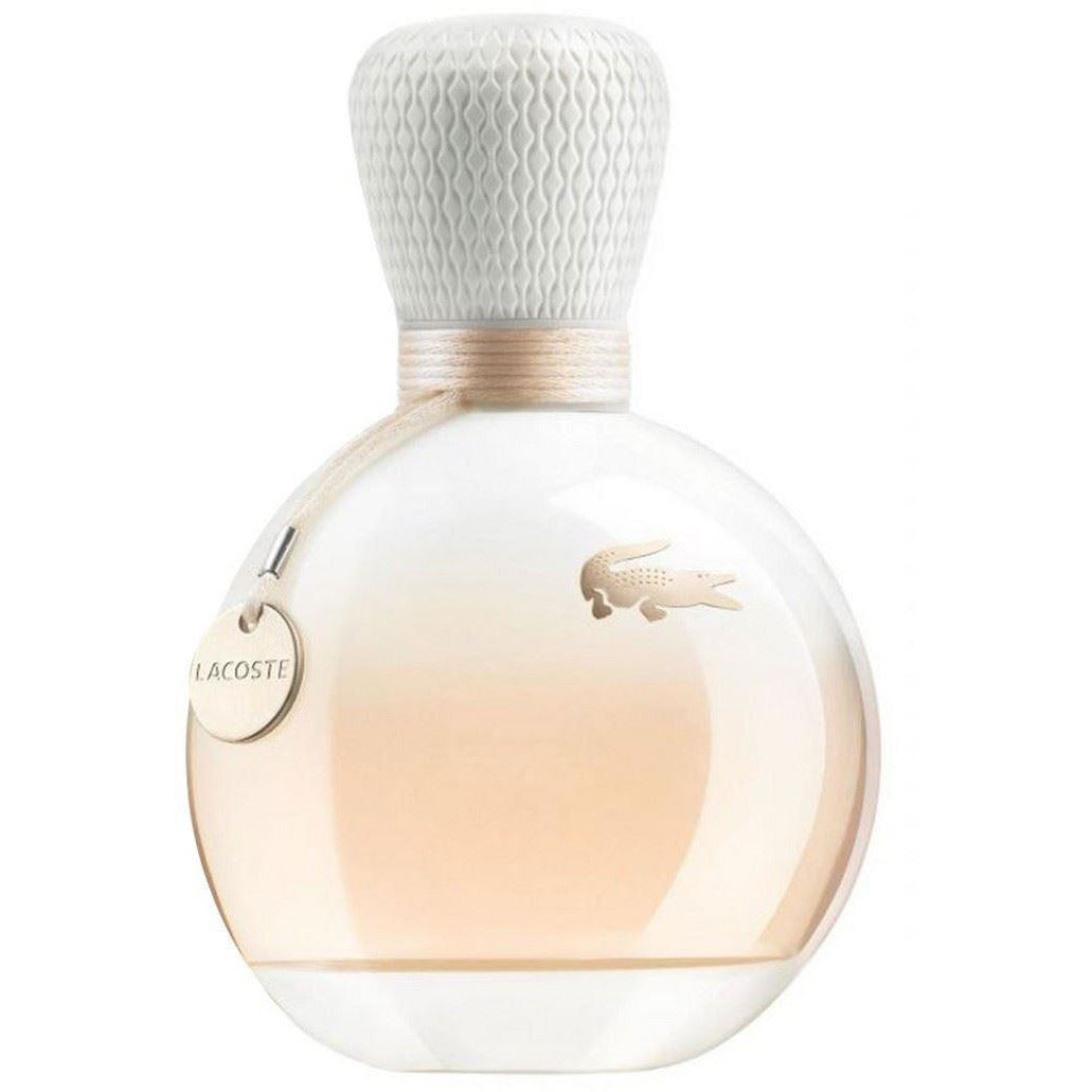 EAU DE LACOSTE POUR FEMME Perfume 3.0 oz edp for women NEW tester with cap