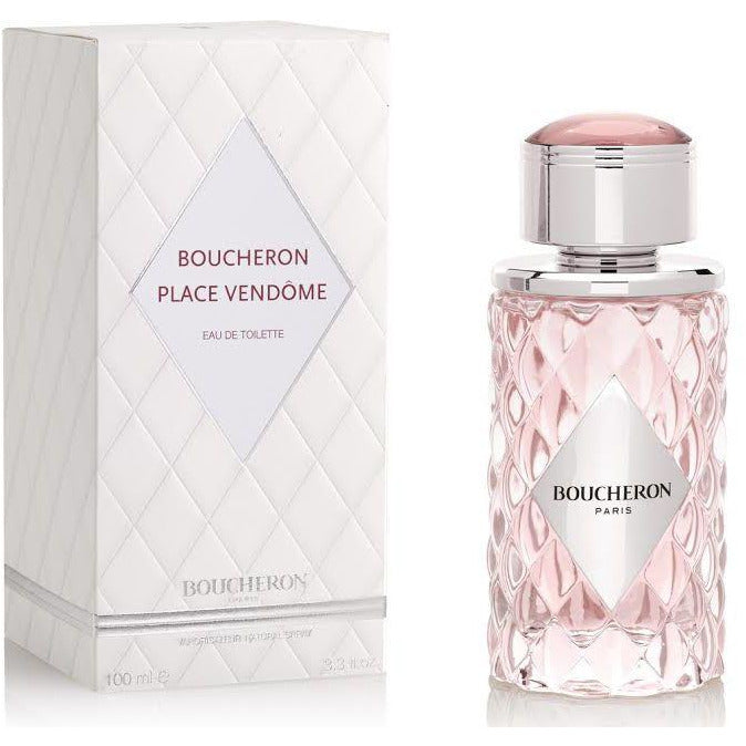 PLACE VENDOME by Boucheron Perfume Women edt 3.3 oz 3.4  New in Box