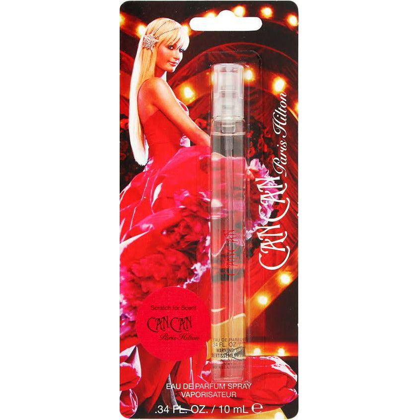 Can Can Rollerball by Paris Hilton .34 oz edp Perfume for Women New in Box - 0.17 oz / 5 ml
