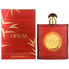 OPIUM Yves Saint Laurent YSL 3.0 oz edt Perfume Women NEW IN BOX