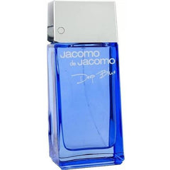 JACOMO de JACOMO DEEP BLUE by Jacomo 3.4 oz Cologne Spray for Men New tester