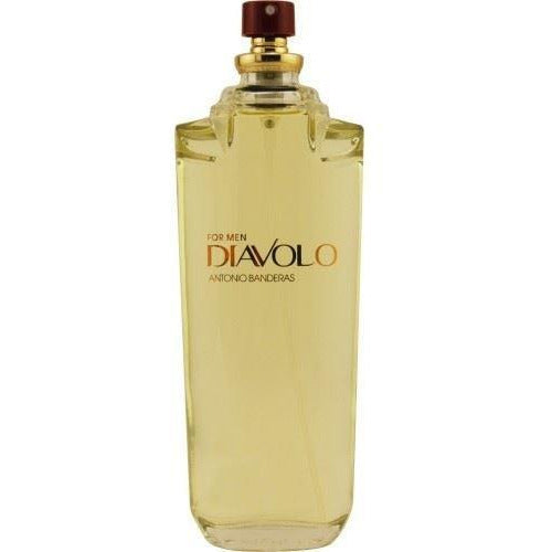 Diavolo for Men by Antonio Banderas Cologne 3.3 / 3.4 oz edt NEW tester no cap