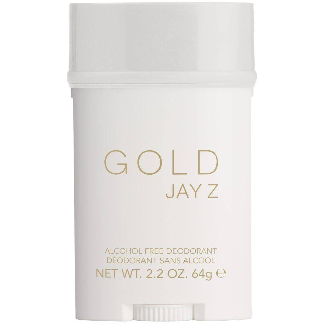 GOLD Jay Z Alcohol Free Deodorant 2.2 oz - 2.2 oz / 65 ml