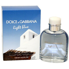 Light Blue Living Stromboli Limited Edition by Dolce & Gabbana edt 4.2 oz NEW IN BOX