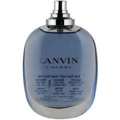 LANVIN L'HOMME 3.4 edt 3.3 oz Cologne New Tester