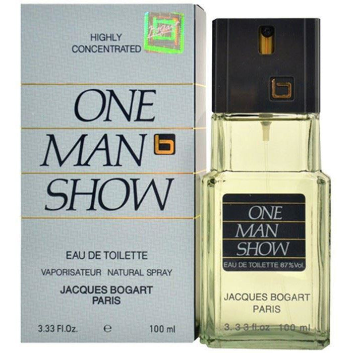 one-man-show-highly-concentrated-by-jacques-bogart-cologne-3-3-3-4-oz-new-in-box
