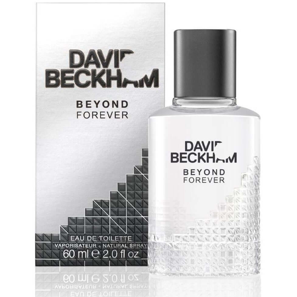 Beyond Forever David Beckham Men cologne edt 3.0 oz NEW IN BOX