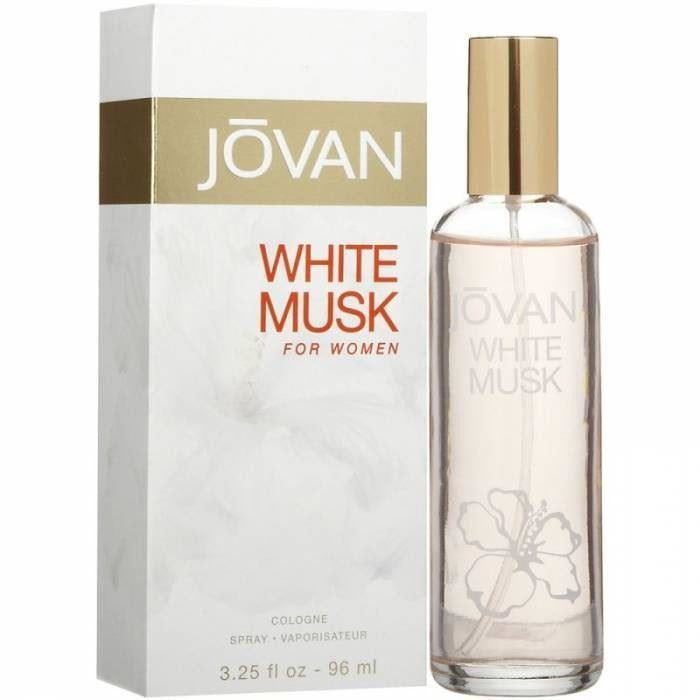 JOVAN WHITE MUSK by COTY Perfume 3.25 oz New in Box