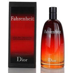 FAHRENHEIT Christian Dior men cologne edt 3.4 oz 3.3 NEW IN BOX