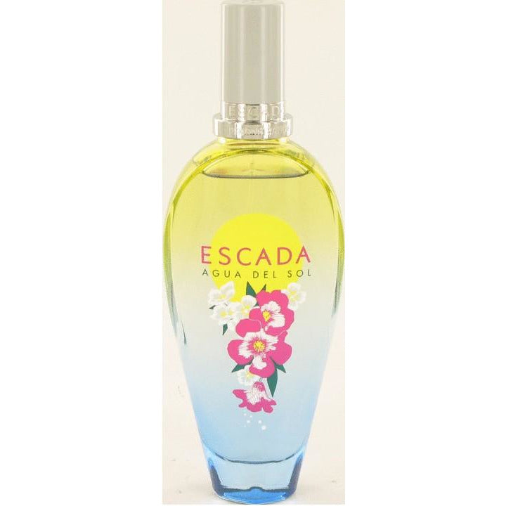 ESCADA AGUA DEL SOL women edt Perfume 3.3 oz 3.4 New tester