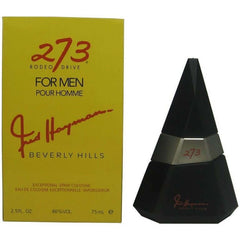 273 RODEO DRIVE FOR MEN Fred Hayman cologne edc 2.5 oz NEW IN BOX