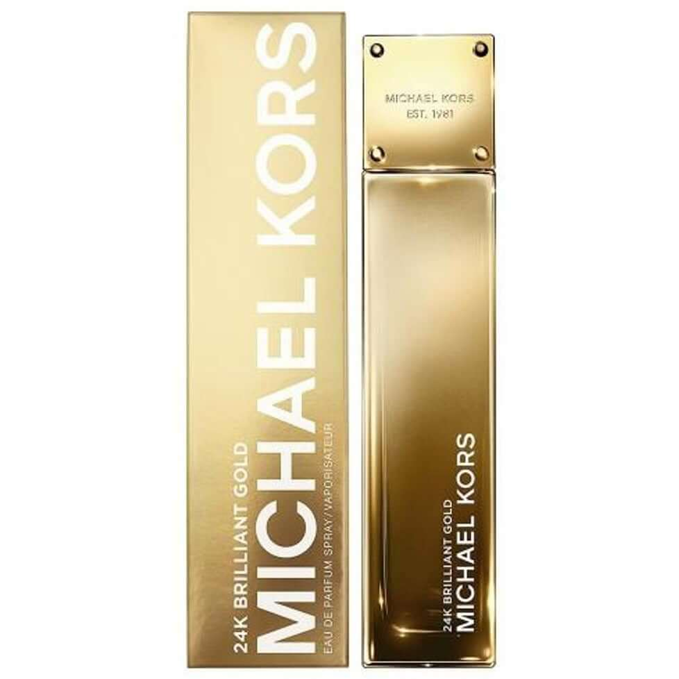 24K BRILLIANT GOLD by Michael Kors perfume EDP 3.3 / 3.4 oz New in Box