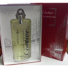 DECLARATION (Limited Edition Bottle) by Cartier men edt 3.3 oz / 3.4 New in Box