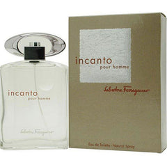 INCANTO by Salvatore Ferragamo Cologne 3.4 oz 3.3 New in Box