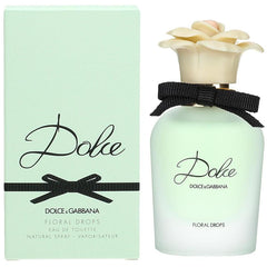 DOLCE FLORAL DROPS by Dolce & Gabbana edt perfume 2.5 oz New in Box - 2.5 oz / 75 ml